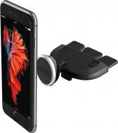 Тримач для телефона IOTTIE iTap Car Mount Magnetic CD Slot Holder Black магнітний (HLCRIO152)