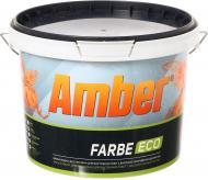 Краска Amber Farbe ECO белый 3л