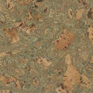 Коркова Настінна плитка Granorte Twist Green