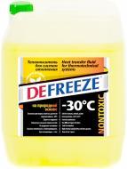 Теплоносій для систем опалення Defreeze -30С, 20 л.