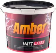 Краска Amber Matt Latex белый 5л