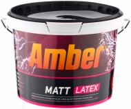 Краска Amber Matt Latex белый 3 л