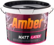 Краска Amber Matt Latex белый 3л