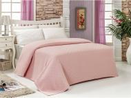 Простынь-покрывало Dama 160x240 см розовый Arya