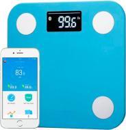 Ваги підлогові Yunmai Mini Smart Scale blue (M1501-BL)