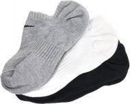 Комплект шкарпеток Nike 3 шт. р. XL різнокольоровий SX4705-901