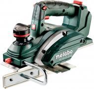 Електрорубанок Metabo HO 18 LTX 20-82 602082890