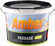 Фарба Amber Fassade Eco білий 3л