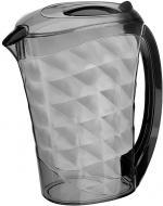 Глечик Diamond 2,4 л AP-9022-GY Titiz Plastik