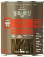 Бейц Vidaron для древесины бразильский хебан В11 мат 0,75 л