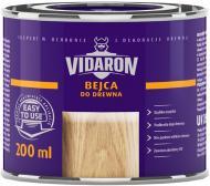 Бейц Vidaron Bejca благородное красное дерево В13 не создает пленку 0,2 л