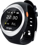 Смарт-часы Ergo GPS Tracker Advanced Color A010 silver (GPSA010S)