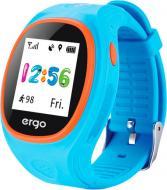 Смарт-часы Ergo GPS Tracker Junior Color J010 blue (GPSJ010B)
