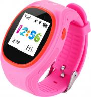 Смарт-часы Ergo GPS Tracker Junior Color J010 pink (GPSJ010P)