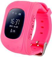 Смарт-часы Ergo GPS Tracker Kid`s K010 pink (GPSK010P)