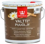 Масло TIKKURILA Valtti масло бесцветный 2,7 л