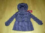 Курточка зимняя для девочки Mine 80 см Сиреневый (Ю9)