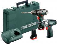 Набір акумуляторного інструменту Metabo Combo Set 2.5 10.8 V 685091000