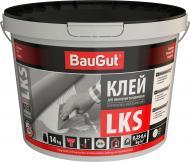 Клей для лінолеуму та ковроліну BauGut 14 кг