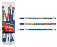 Олівець чорнографітний Cars колір в асортименті 280516 1 вересня