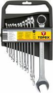 Набір ключів комбінованих Topex 6-19 мм 35D352