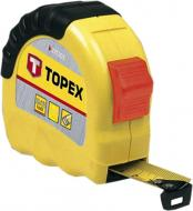 Рулетка Topex Shiftlock 27C305 5м x19мм