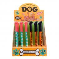 Ручка гелевая YES Dog 0,5 мм пиши-стирай цвет в ассортименте 411961