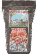 Брикеты Weekend древесноугольные 2,5 кг