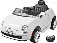 Электромобиль Babyhit Fiat Z651R белый 71143