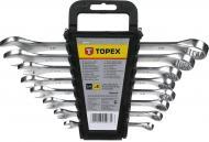 Набір ключів комбінованих Topex 6-19 мм 35D756