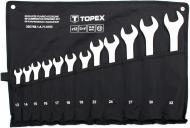 Набір ключів комбінованих Topex 13-32 мм 35D758