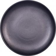 Тарілка 26 см Блек Мат Manna Ceramics