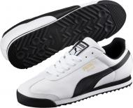 Кроссовки Puma Roma Basic 35357204 р.11 белый