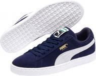 Кроссовки Puma Suede Classic + 35656851 р.9,5 синий