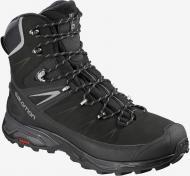 Ботинки Salomon X ULTRA WINTER CS WP 2 Bk/PHANTOM L40479400 р.UK 9,5 черный