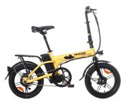 "Електровелосипед Maxxter URBAN PLUS (yellow-black) 16"""