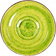 Блюдце 15,5 см Лайм Manna Ceramics