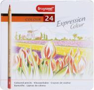 Набір олівців Expression Bruynzeel 24 кольори Sakura