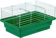 Клітка  Гризун зелена 28x18x15 см