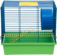 Клітка Хом'як-2 фарба 33x23x27 см