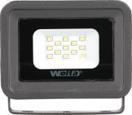Прожектор Wolta WFL-10W/06 10 Вт IP65 чорний