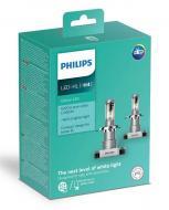 Лампа світлодіодна Philips H4 P43t-38 12В 2 шт. 5700 K