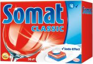 Таблетки для ПММ Somat Classic Soda-effect 36 шт.