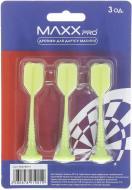 Дротики для дартсу MaxxPro магнітні 3 шт.