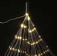 Гірлянда лінійна внутрішня LED 700 ламп 2,5 м 26 гілочок