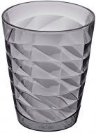 Стакан пластиковий Diamond 350 мл AP-9019-GY Titiz