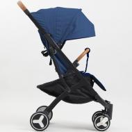 Детская прогулочная коляска YoyaPlus 3 Синий