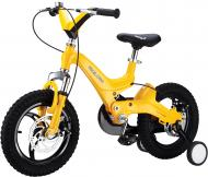 Велосипед дитячий Miqilong JZB 16 жовтий MQL-JZB16-Yellow