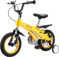 Велосипед дитячий Miqilong SD 12 жовтий MQL-SD12-Yellow