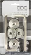 Кріплення кришки до унітазу Клюшка металева КР 111